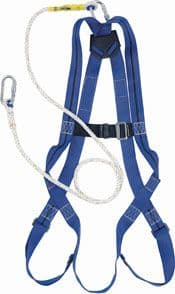 Work at Height Safety and Fall Arrest Equipment