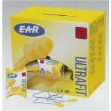 3m Ear Ultrafit Moulded Reusable Ear Plugs (Pack of 50)