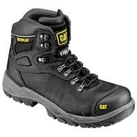 Cat Diagnostic Safety Boot with Midsole Black