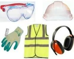 Personal Protective Equipment (PPE) Starter Kit - SSD