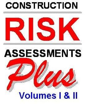 Construction Risk Assessment (RAMS) Template Volume 1 & 2 | Safety Services Direct