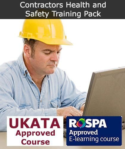Contractors Online Health and Safety Training Pack - £65.00
