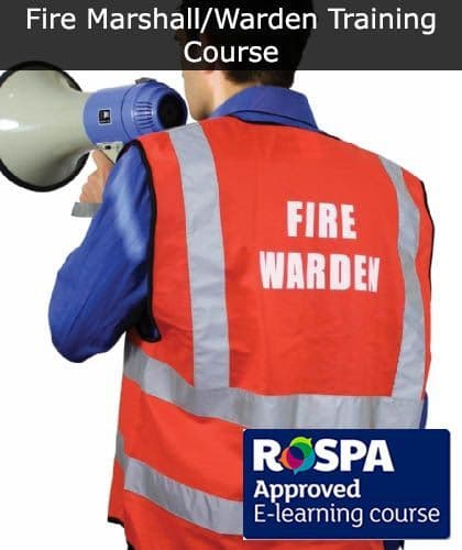 Fire Marshal Training Online | Safety Services Direct