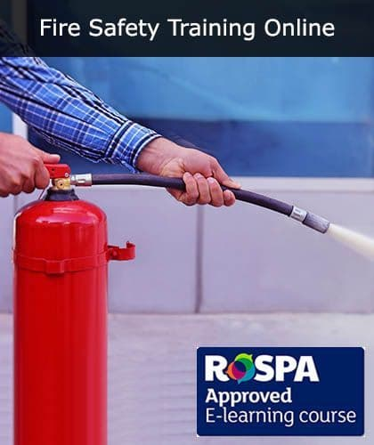 Fire Safety Training Course Online