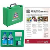 First Aid Construction Site Starter Kit