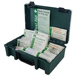 First Aid Kit (HSE Compliant for  1-10 Persons)
