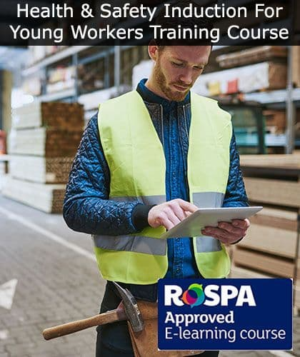 Health & Safety Induction for Young Workers Training Course