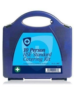 HSE Standard 10 Person Catering First Aid Kit