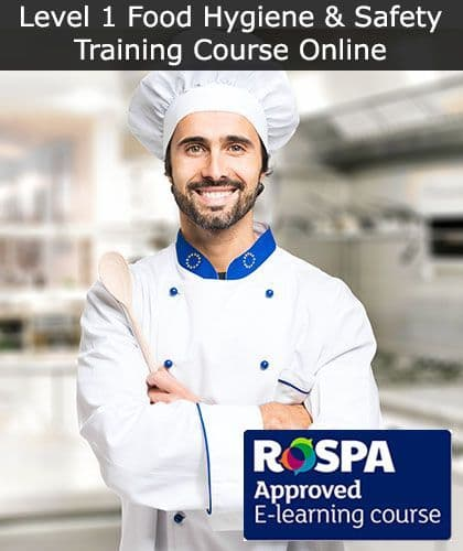Level 1 Food Hygiene and Safety Training Course