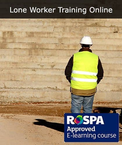 Lone Worker Training Courses Online | Safety Services Direct