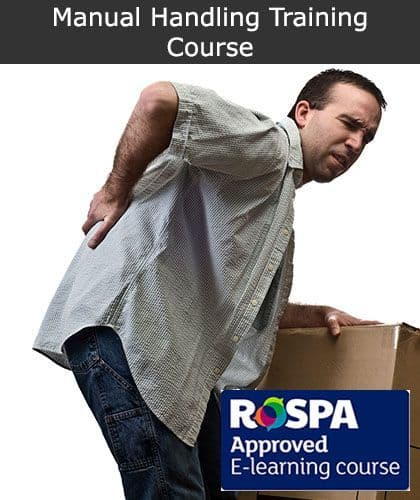 Manual Handling Training Course Online