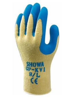 Showa KV1 Builders Grip Glove