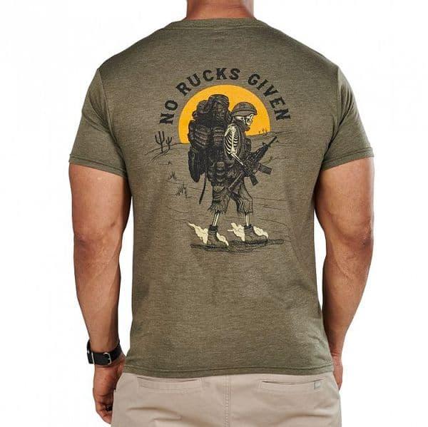 511 No Rucks Given T-Shirt