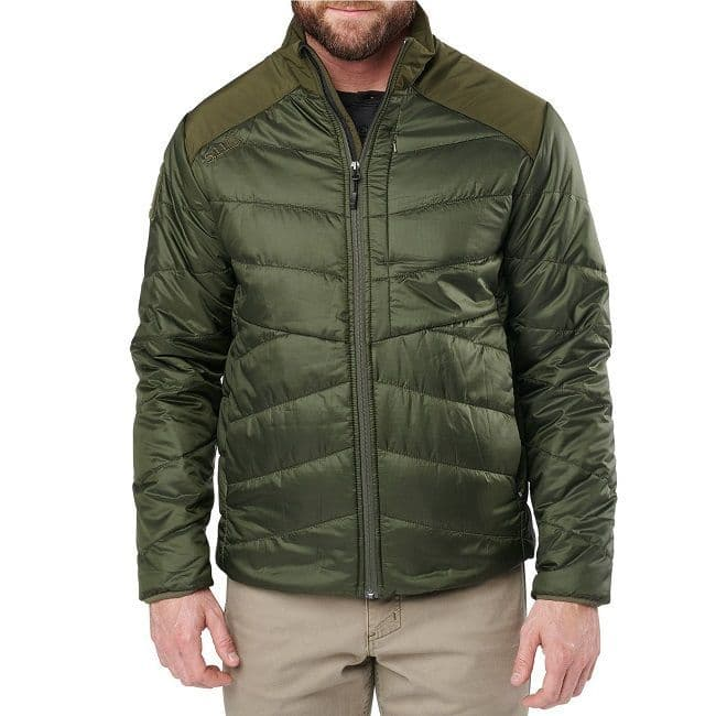 511 Peninsula Insulated Jacket - Moss