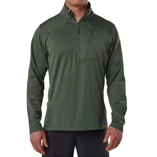 511 Recon Half Zip - Olive Drab