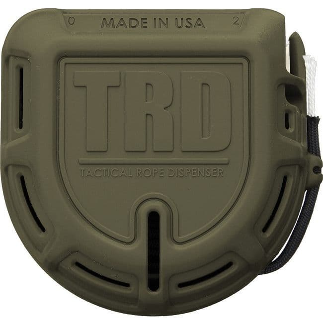550 Paracord Dispenser - TRD Tactical Rope Dispenser