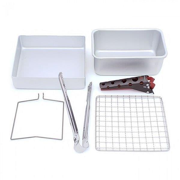Baking Kit for Zebra Billy Tins