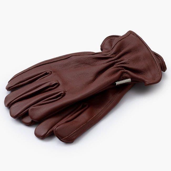 Barebones Classic Work Gloves - Cognac