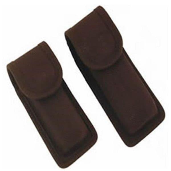 Black Nylon Folding Knife Sheath - Various Sizes