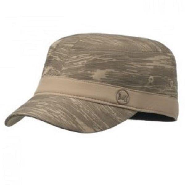 Buff Military Cap - Sand