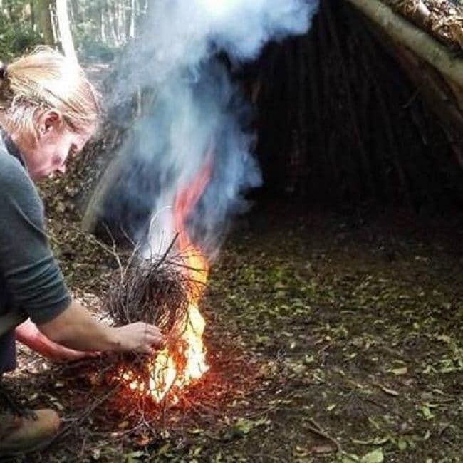 Bushcraft Essentials Day Workshop