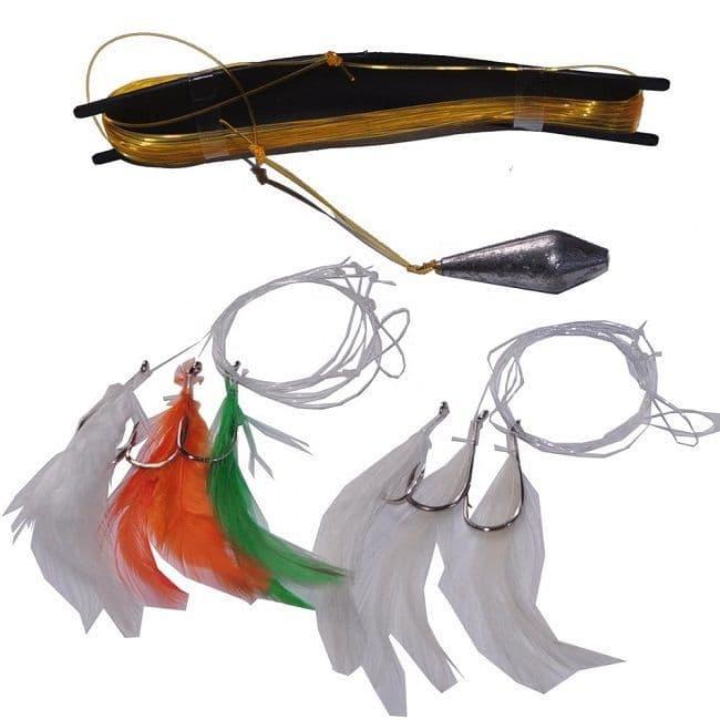 Bushcraft & Survival Lifeboat Survival Fishing Kit