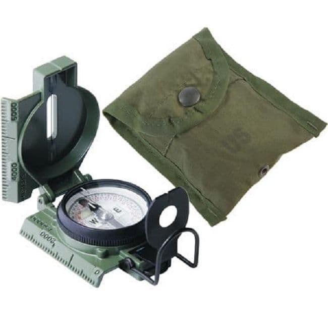 Cammenga G.I. Military Lensatic Compass (Model 27)