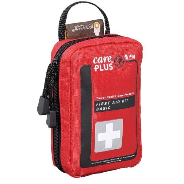 Care Plus Personal First Aid Kit - Basic