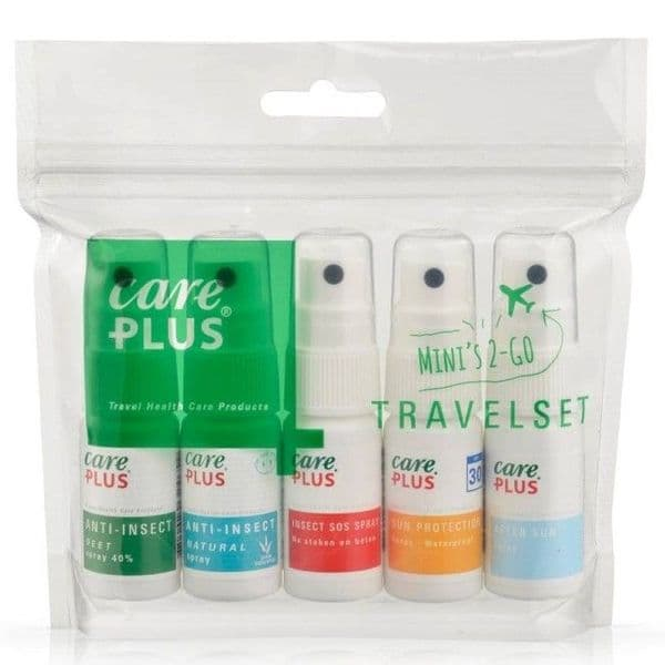 CarePlus Minispray Travelset