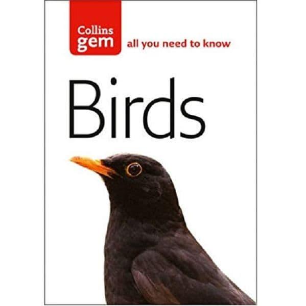 Collins Gem Book - Birds