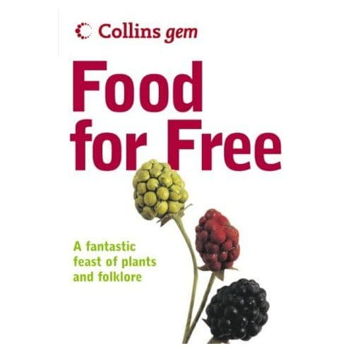 Collins Gem Book - Food for Free