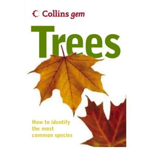 Collins Gem Book - Trees