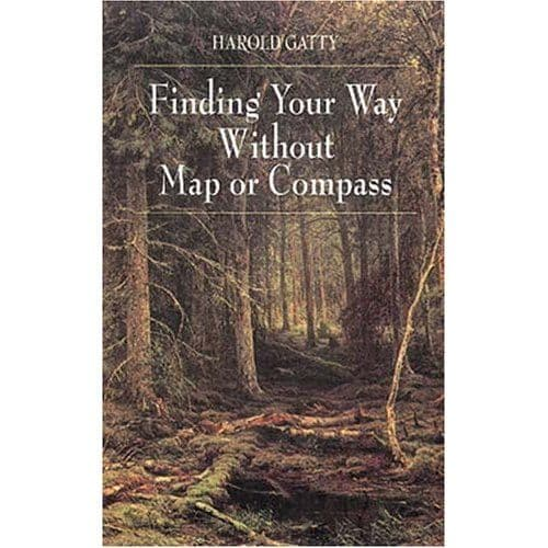 Finding Your Way Without a Map or a Compass - Book