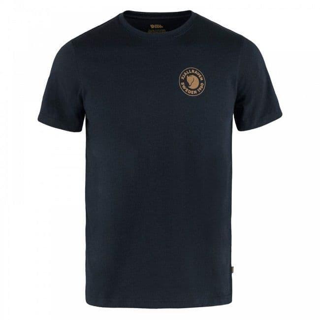 Fjallraven  1960 Logo T-Shirt - Dark Navy
