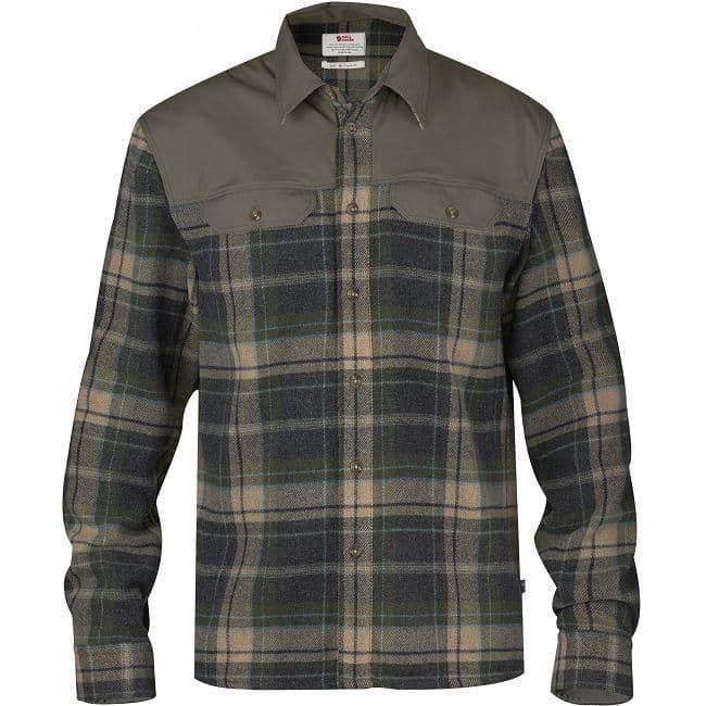 Fjallraven Granit Shirt - Tarmac