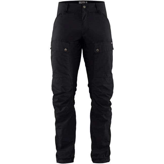 Fjallraven Keb Trousers - Black - Regular