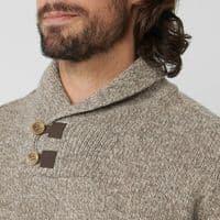 Fjallraven Lada Sweater - Bogwood Brown