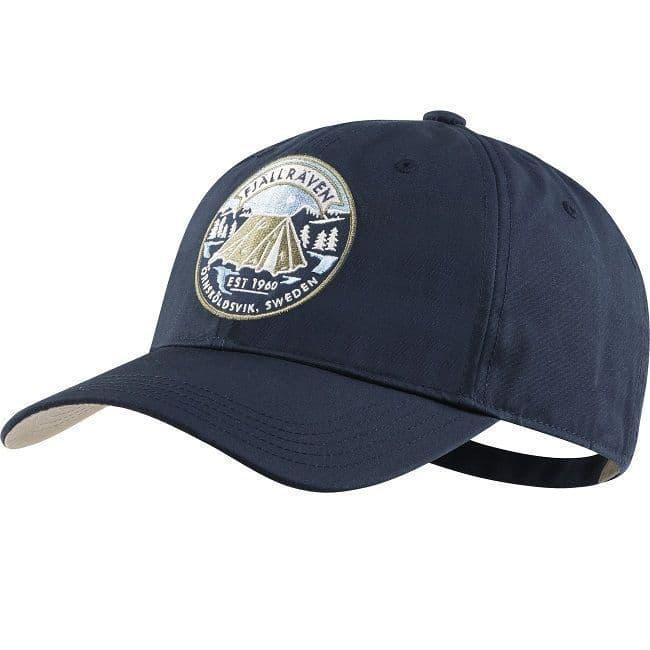 Fjallraven Lagerplats Cap - Navy