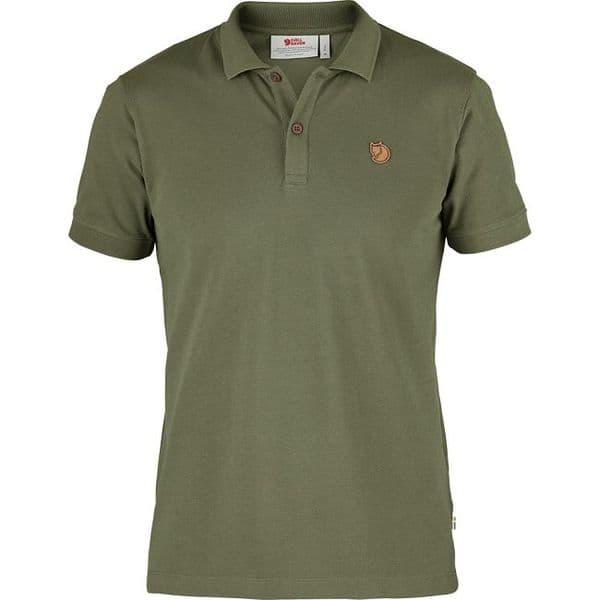 Fjallraven Ovik Polo Shirt - Green