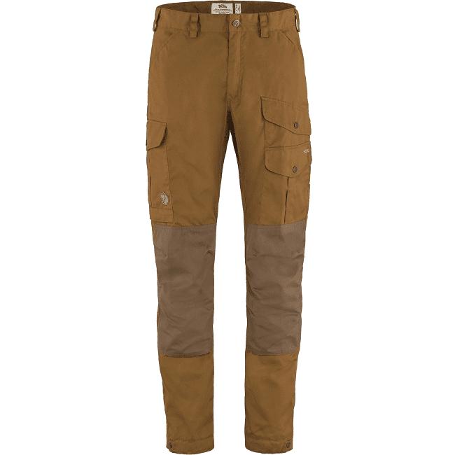 Fjallraven Vidda Pro Trousers - Chestnut & Timber Brown - Regular