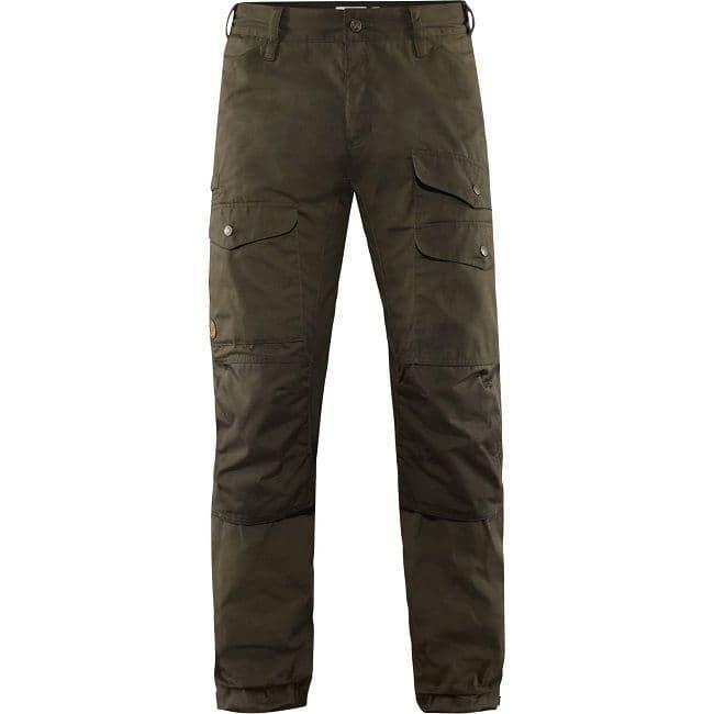 Fjallraven Vidda Pro Ventilated Trousers - Dark Olive - Regular