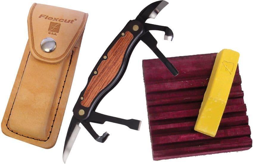 Flexcut Carvin' Jack Knife - Great pocket carving tool