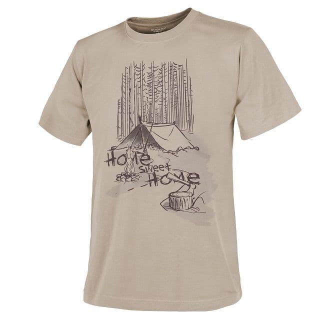 Helikon Cotton T-Shirt - Home Sweet Home