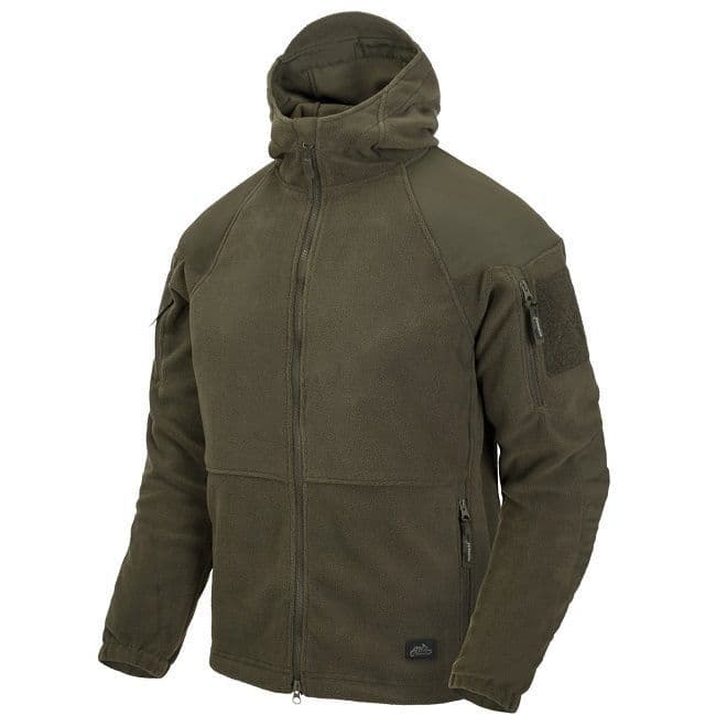 Helikon Cumulus Fleece Jacket - Olive Green