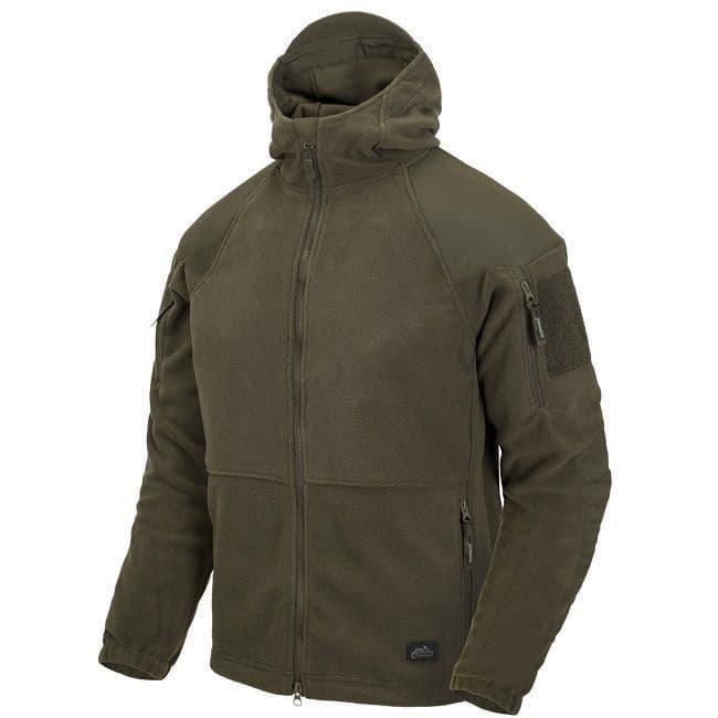 Helikon Cumulus Fleece Jacket - Olive Green