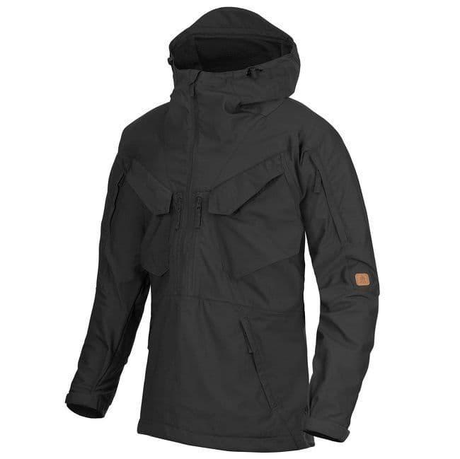 Helikon Pilgrim Anorak Jacket - Black