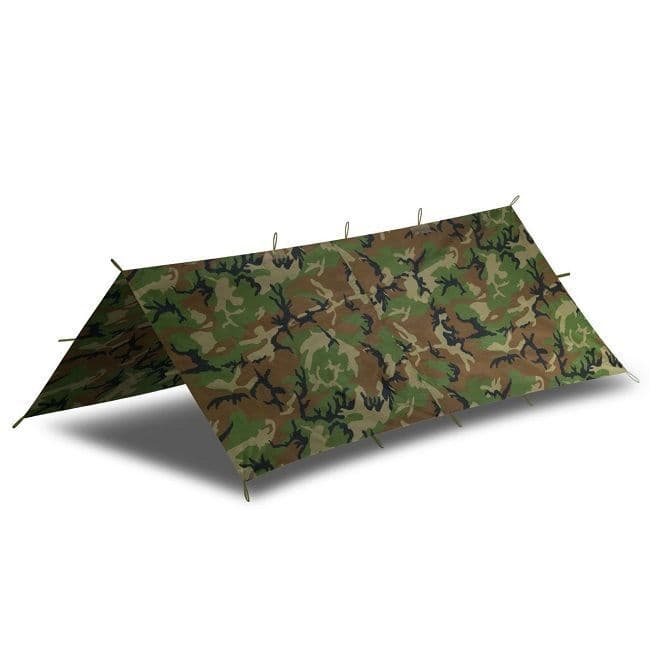 Helikon Supertarp Small - US Woodland