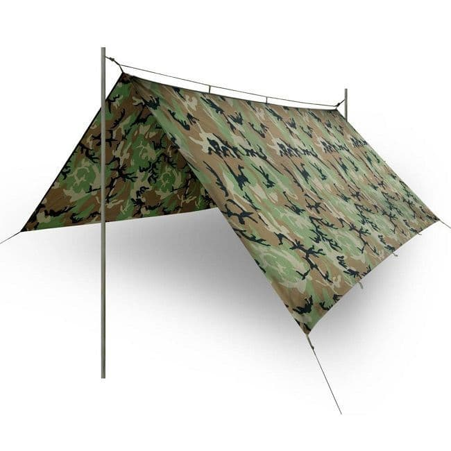 Helikon Supertarp - US Woodland