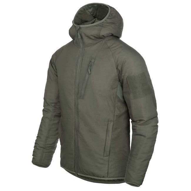 Helikon Wolfhound Hooded Jacket - Alpha Green