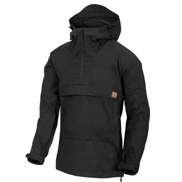 Helikon Woodsman Anorak Jacket - Black